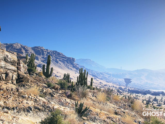 <i>Ghost Recon Wildlands</i> anunciou, é Open-World