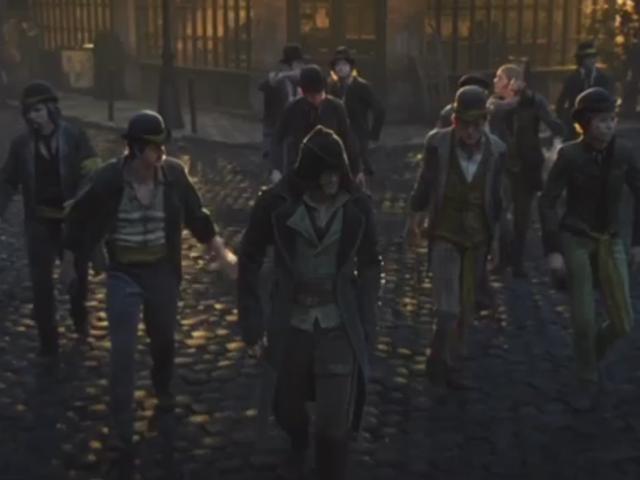 <i>Assassin's Creed Syndicate</i> ottiene un Trailer in flashy CG
