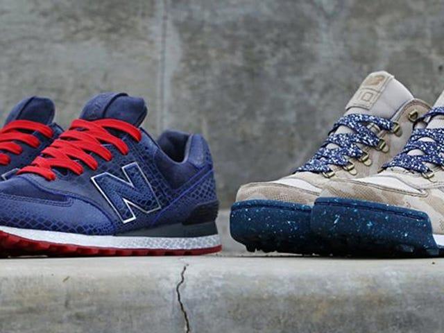 New Balance Hold Up med GI Joe og Cobra For Some Slick Sneakers