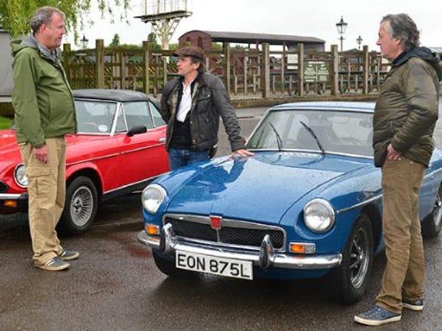 28 juin - Nouveaux épisodes Top Gear