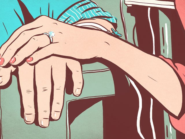What It's Like When Your Fiancé Has Cancer