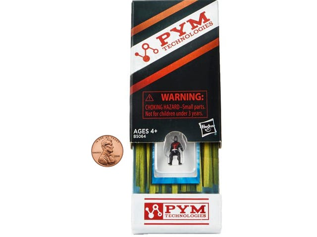 Ville du betale $ 10 for en Ant-Man Figur mindre end en Penny?