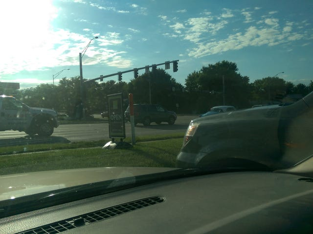 Værste billede nogensinde af: Bilens behov IDing