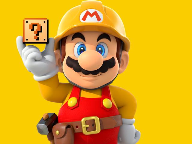 Super Mario Maker's Online na Tampok ng Super Mario Maker's Tunog Talagang Cool