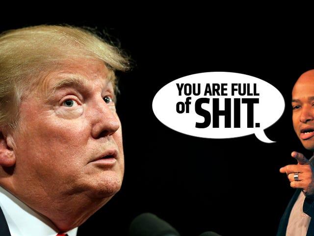 Ingat Apabila RCA Gilles FCA Memberitahu Donald Trump Dia Penuh Dengan Shit?