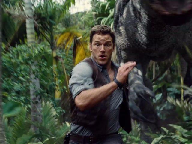 Jurassic World: Spoiler FAQ
