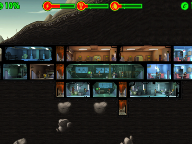 Gimme <i>Fallout Shelter</i>