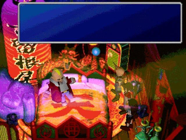 <i>Final Fantasy VII</i> kohtaukset, jotka näyttävät hulluina uudistuksen yhteydessä
