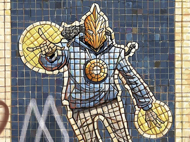 A History of Doctor Fate