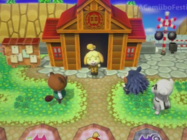 Game <i>Animal Crossing</i> Board Akan Datang Ke Wii U