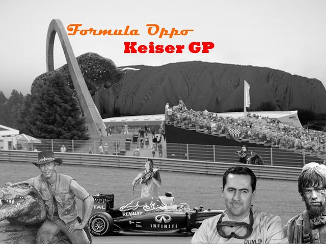 Formula Oppo: The Keiser Beer Grand Prix of Australia