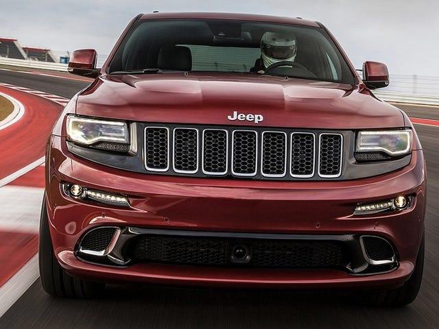 Rapport: 707 chevaux 2017 Jeep Grand Cherokee Hellcat est vraiment à venir