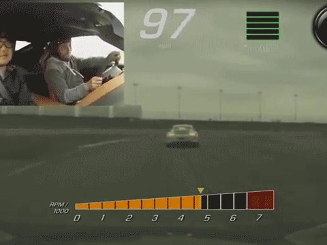 Worst Trackday Video Ever? Z06 Driver Risks Life To Beat A Porsche