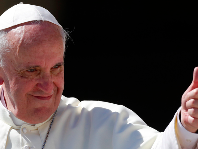 The Internets Just Exploded with Pope Francis' Climate Change Encyclical