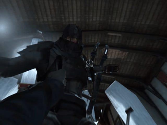 <i>Dishonored</i> Player kan också vara en mänsklig dödmaskin