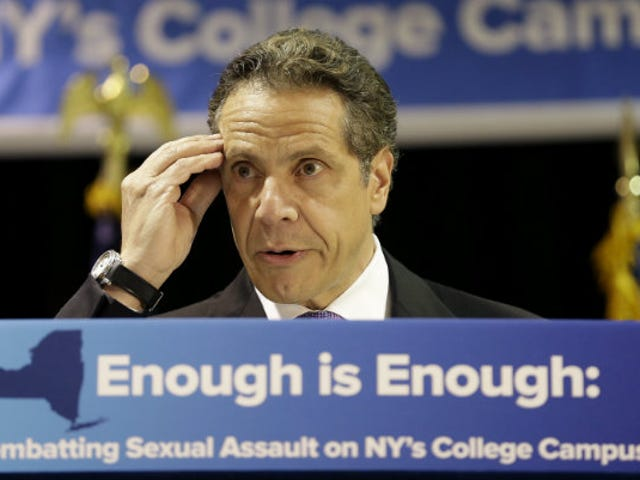 New York Wants Sexual Assaults To Appear on Students' Permanent Records