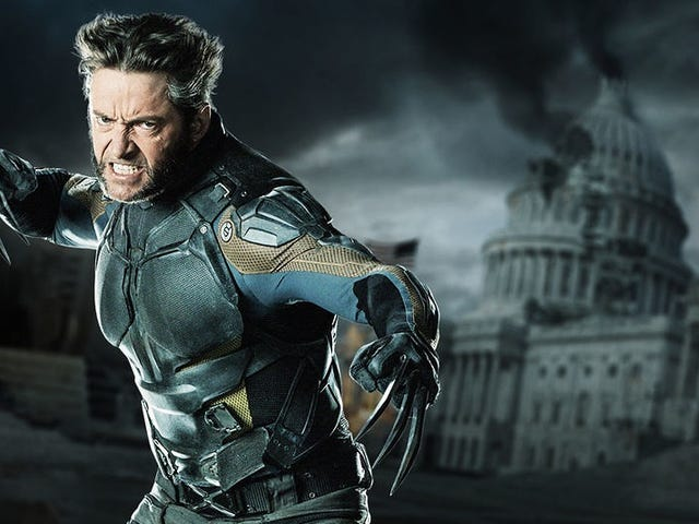 Wolverine sería un anciano justiciero en el último film de Hugh Jackman