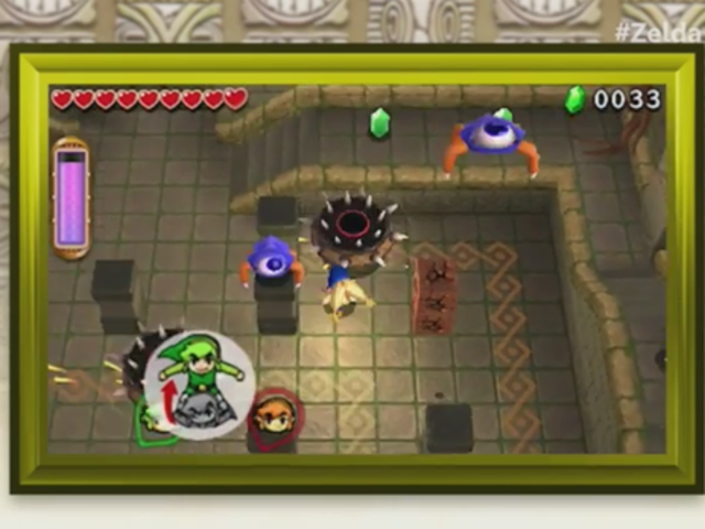 You Can't Play<i>Zelda: Triforce Heroes </i>With Only Two People