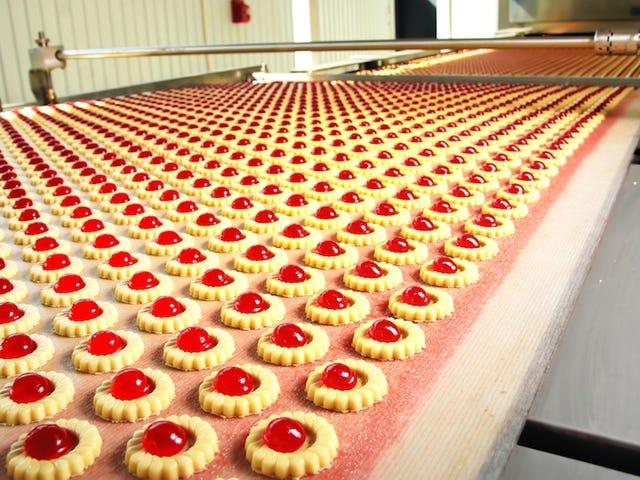 拥有令人惊叹的人生目标的盗贼偷取价值31,000美元的饼干