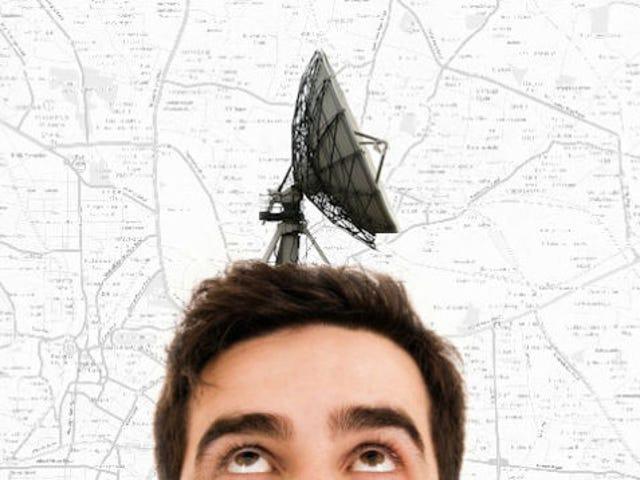 Wean Yourself Off Your GPS Dependency dan Sebenarnya Cari Jalan Anda Sekitar