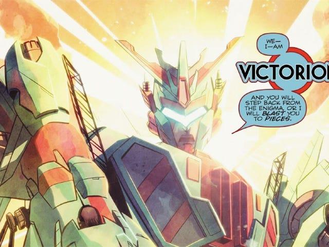 El primer equipo de Combinadores de <i>Transformers</i> Mujeres reveló