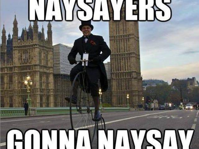 Naysaying