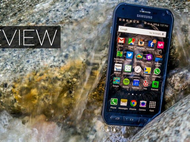 Samsung Galaxy S6 Aktiv gjennomgang: En smarttelefon du kan ta utenfor