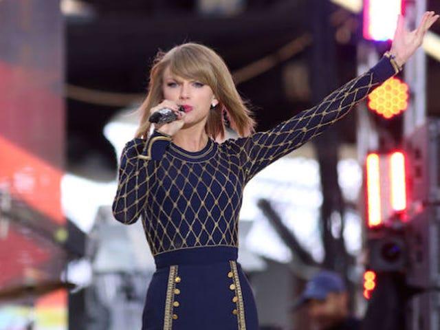 Taylor Swift critica a Apple por los 3 meses de prueba de Apple Music