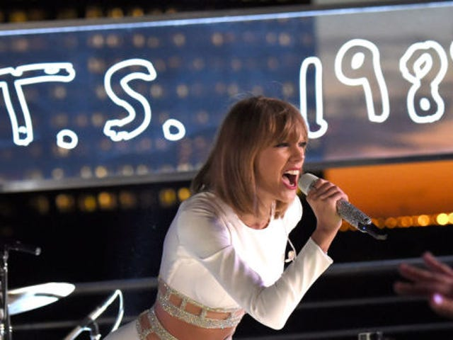 Taylor Swift Condemns Apple's Free Music Trial in an Open Letter