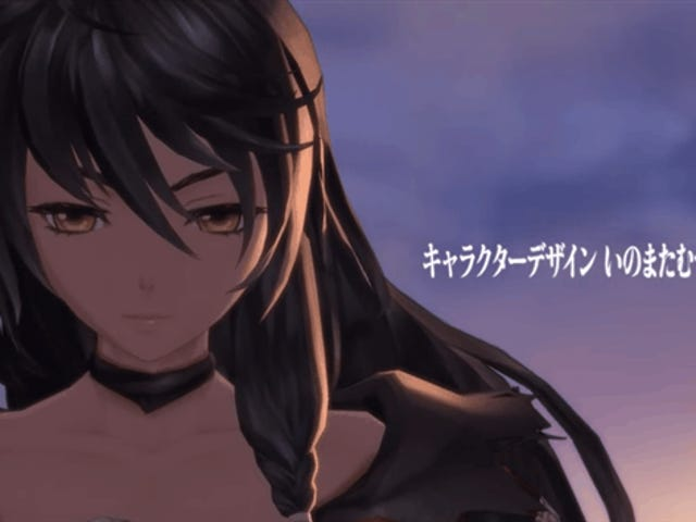 Our First Fleeting Glimpse Of Tales Of Berseria In Motion