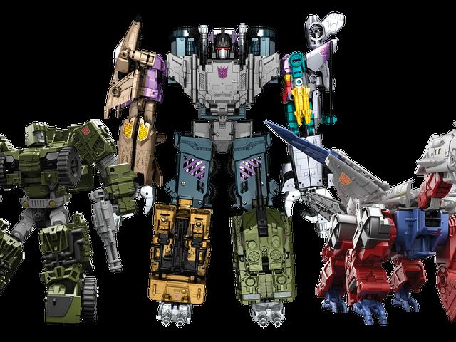 Hasbro garde la nostalgie des Transformers traite des années 80