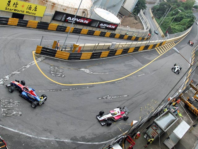Macau is A More Challenging Track Than the Nürburgring Nordschlife