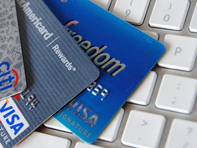 Isara ang iyong mga Credit Card Batay sa Mga Bayarin, Hindi Mga Bayad sa Interes