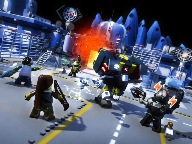 Free-to-Play <i>LEGO Minifigures Online</i> Goes Pay-To-Play