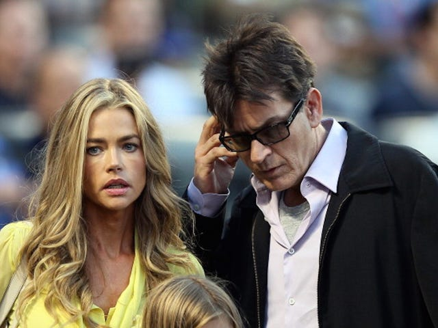Charlie Sheen: Denise Richards a 'Heretic Washed Up Piglet Shame Pile'
