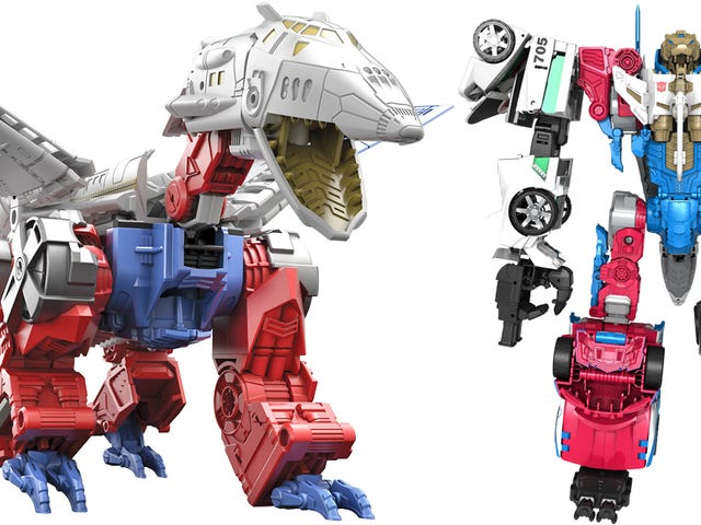 Hasbro Membawa Kembali Skylynx Sebagai Transformers Combiner