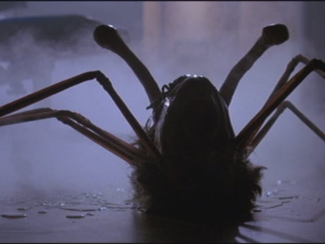 How to make 'The Thing' scary.