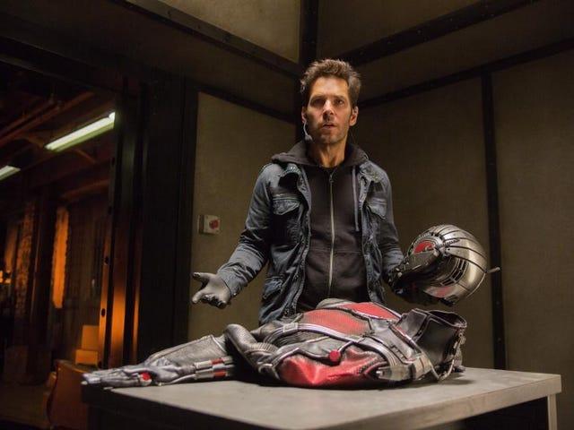 Tại sao vẫn còn rất nhiều Edgar Wright trong Ant-Man của Marvel