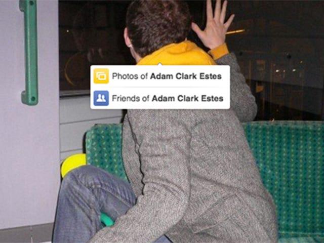 Facebook säger att den nu kan känna igen dig från baksidan av ditt huvud