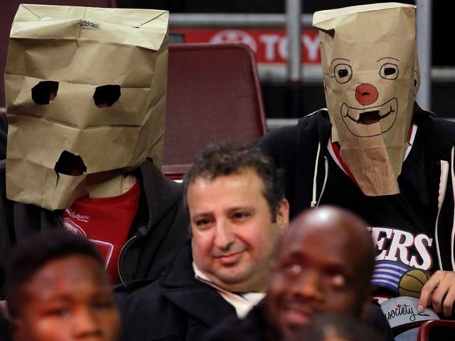Någon kille säger att han inte kommer att spela för Sixers nästa säsong