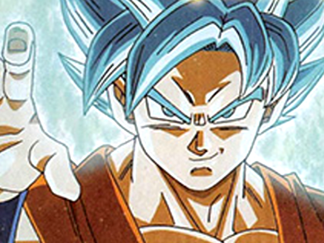 <i>Dragon Ball Super</i> (kapittel 1) - Impressions