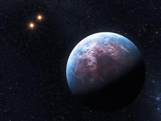 एक दुनिया कितनी बड़ी हो सकती है और फिर भी जीवन का समर्थन कर सकती है?