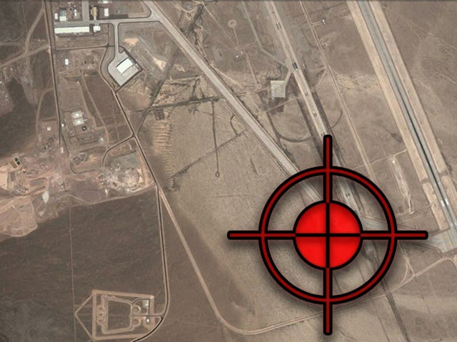 New Area 51 Satellite Imagery Shows Massive New Hangar Almost Finished