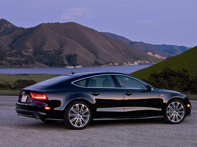 L'Audi A7 ........