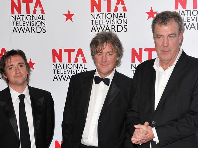 Clarkson, Hammond, και μπορεί να επιστρέψει με το νέο show αυτοκινήτων