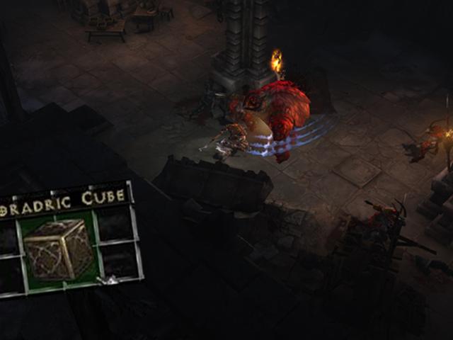<i>Diablo II</i>的标志性立方体正在回归<i>Diablo III</i>