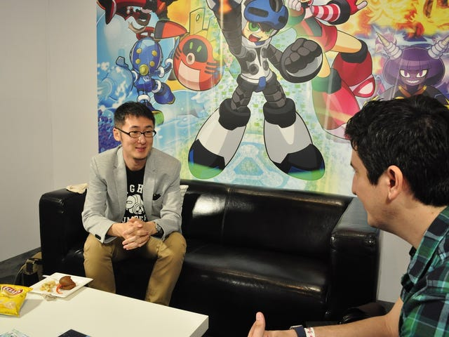 Mighty No. 9's Producer On What It's Like Working With a Legend