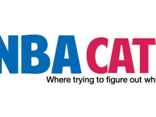 Pomóż catwatch NBA z jego bardzo ważną pracą