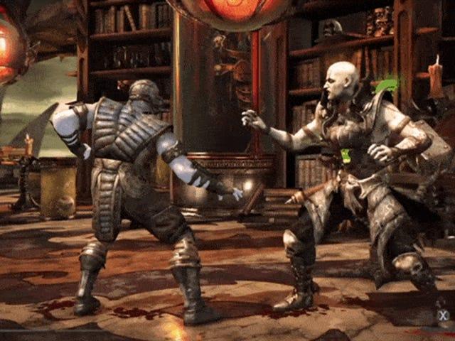 <i>Mortal Kombat X</i> Yeni Acımasız Acımasızlığa Sahiptir