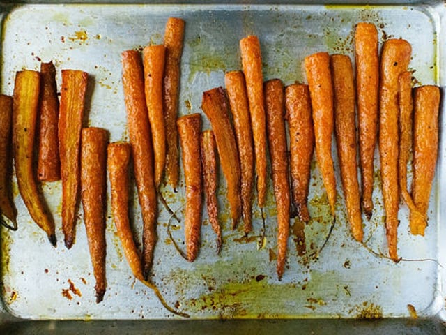 Level Up Your Root Vegetables with a Jam Glaze